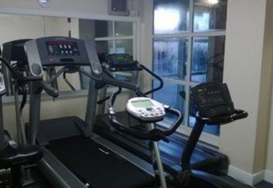 treadmill at Quality Living Health Club (Wolverhampton)