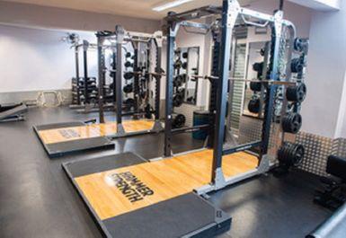 Leodis Gym