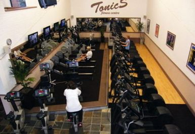 Tonics Fitness Centre Image 2 of 5