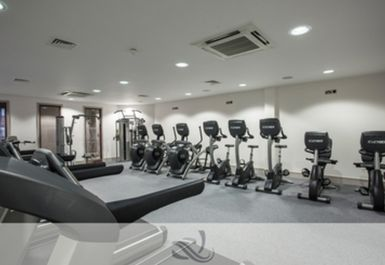 Cardio Equipment at Boldon Fitness Club at The Quality Hotel Boldon
