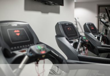 Treadmills at Boldon Fitness Club at The Quality Hotel Boldon