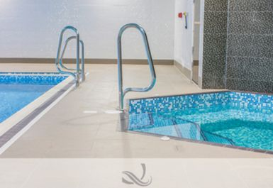 Swimming Pool at Boldon Fitness Club at The Quality Hotel Boldon