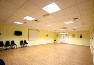 fitness studio at Chester Centre at Stretford Sports Village