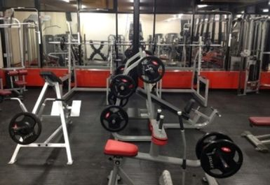 gym at Grit Gym Chichester