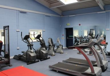 Fitness Solutions at The Freeston Academy Image 1 of 4