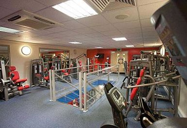 Fitness Flex DHSC (Cudworth)