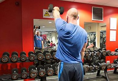 Fitness Flex DHSC (Cudworth) Image 5 of 10