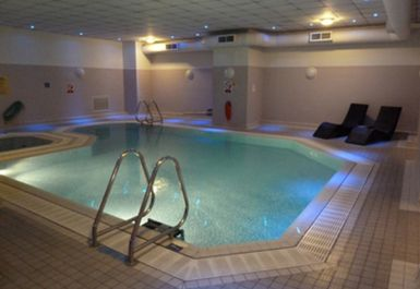 The Midland Hotel Leisure Club Flexible Gym Passes M60 Manchester