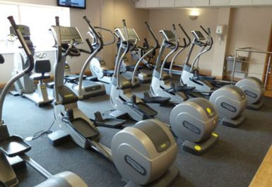 cardio at Walthamstow Leisure Centre