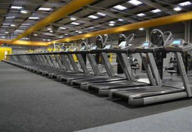 Cardio Area at Xercise4Less Rotherham