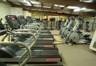 treadmills at Fitness Factory 2 Birmingham
