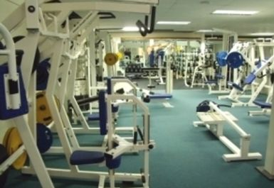 main gym area at Fitness Factory 2 Birmingham