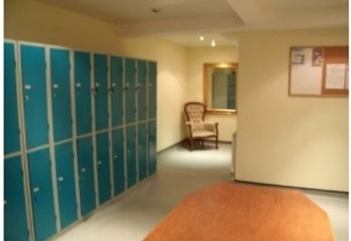 changing rooms at Fitness Factory 2 Birmingham