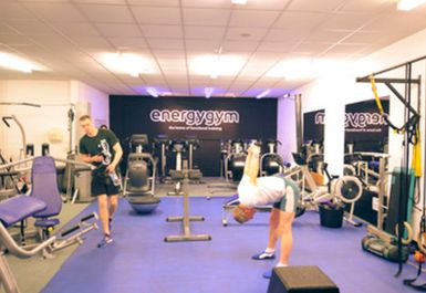 Energy Gym & CrossFit Skirmish Image 1 of 3