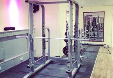 weights at Endeavour Health & Fitness Ware
