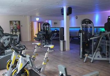 main gym area at Endeavour Health & Fitness Ware