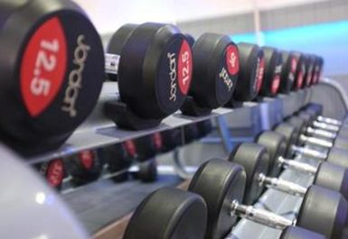 free weights at Endeavour Health & Fitness Ware