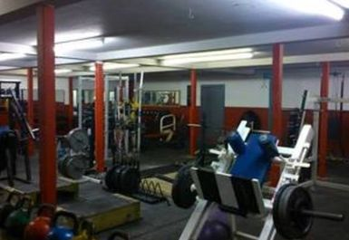 Forge Gym Image 1 of 6