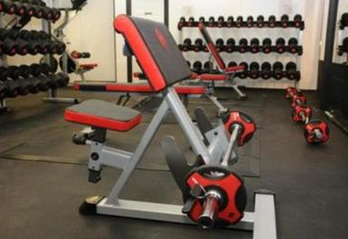GYM EQUIPMENT AT MUSCLE FURY BOUTIQUE GYM AND NUTRITION CENTRE BRIGHTON