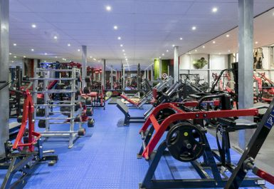Heroez Gym