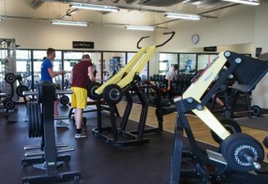 Free Weights @ Broadwood NLL