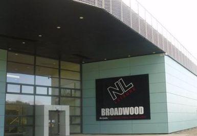 front entrance @ Broadwood NLL