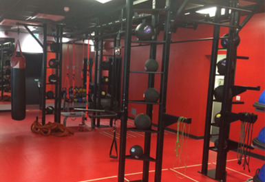 functional equipment @ Tryst Sports Centre