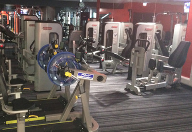 resistance equipment @ Tryst Sports Centre