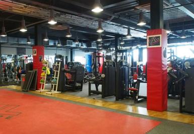 weights equipment @ Ravenscraig Regional Sports Facility