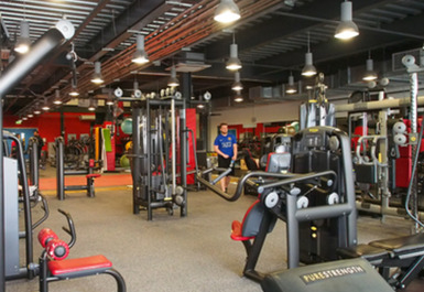resistance equipment @ @ Ravenscraig Regional Sports Facility