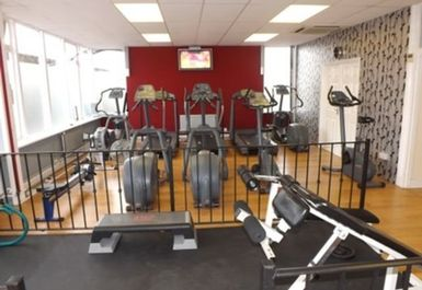 Central Fitness Centre - Men Only Image 4 of 6