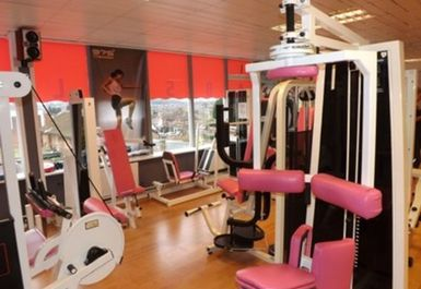 Gym Equipment at Central Fitness Centre Dudley