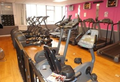 Cardio Equipment at Central Fitness Centre Dudley