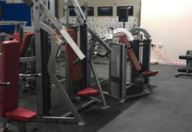 Nicks Gym Image 1 of 6
