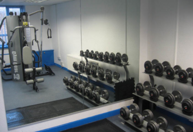 Dynamics Fitness & Wellness Studio Image 1 of 6