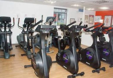 spinning at Gym 212 Halesowen