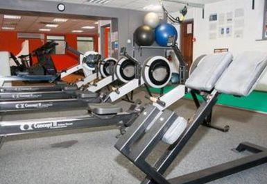 rowing machines at Gym 212 Halesowen