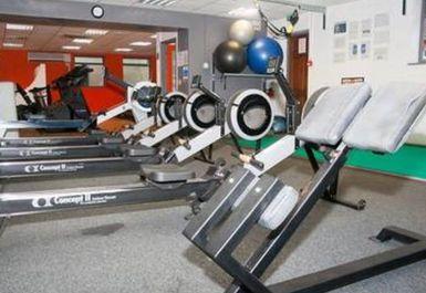 rowing machines at Gym 212 Halesowen