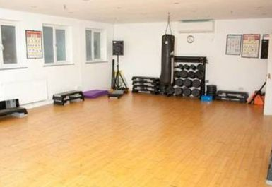 fitness studio at Gym 212 Halesowen
