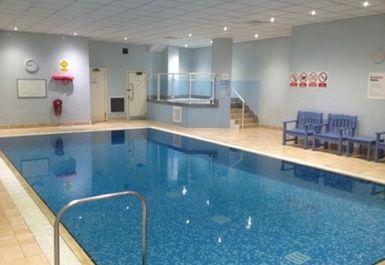 Mercure Telford Centre Hotel Health Club