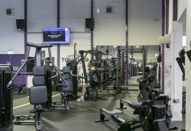 Royal Holloway University of London Fitness Suite