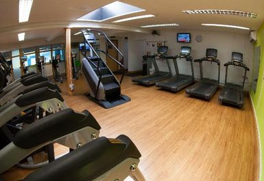 Centurion Health Club