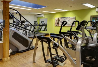 Centurion Health Club Image 8 of 9