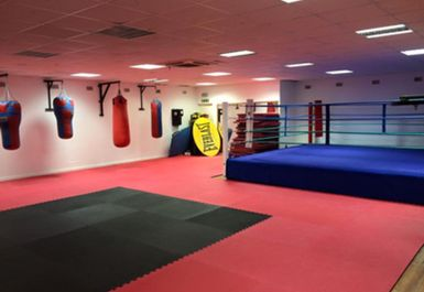 WAMA Gym Image 7 of 9