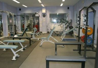 The Fitness Factory Image 1 of 6
