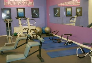 The Fitness Factory Image 4 of 6