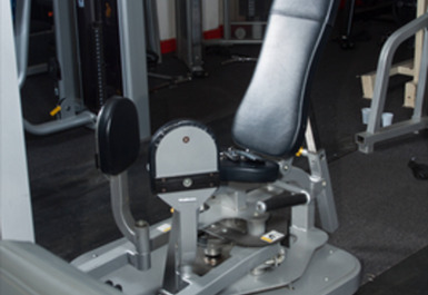 gym equipment at One Nation Health Studio and Gym derby