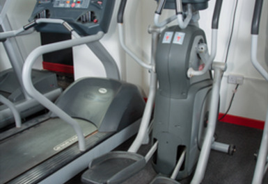 treadmills at One Nation Health Studio and Gym derby