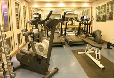 Main Gym Area at FeelGood Health Club Norwich