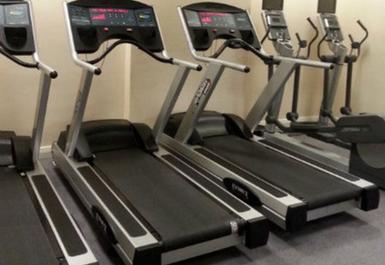 treadmills at Bodywise Ladies Bolton